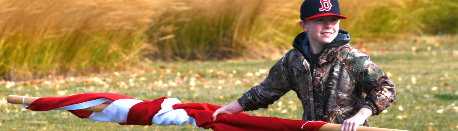 Flags of Remembrance | Veterans Voices of Canada