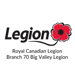 Royal Canadian Legion Branch 70 Big Valley Legion